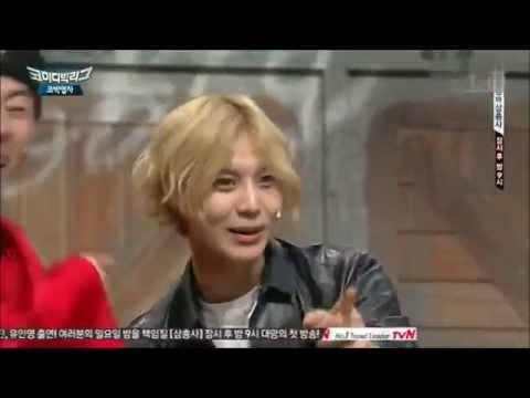 140817 Taemin speaking foreign language