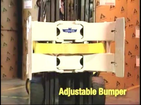 Adjustable Bumper