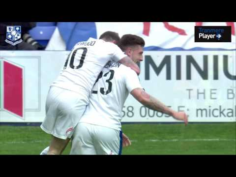 Tranmere Rovers vs Aldershot Town