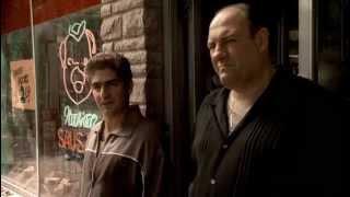 The Sopranos - Phil Leotardo At Satriales