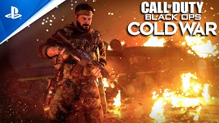 Call of duty: black ops cold war :  bande-annonce