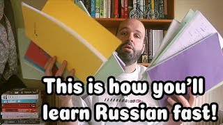 This is how you'll learn Russian Fast 🇷🇺🚀