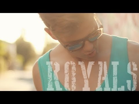 Baixar Royals - Lorde (Tyler Ward Cover) - Grammys - Official Cover Music Video
