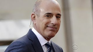 NBC News fires Matt Lauer for alleged sexual misconduct