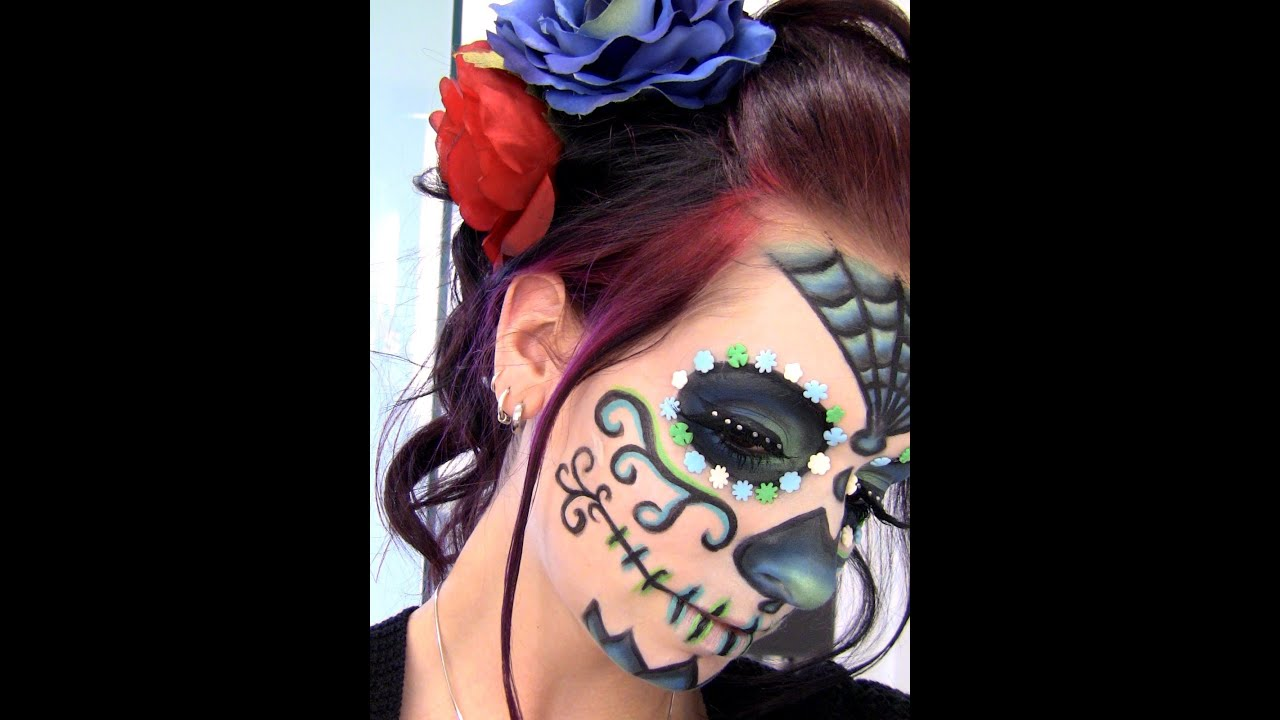 sugar skull fran ais youtube. Black Bedroom Furniture Sets. Home Design Ideas