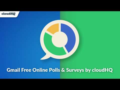 How to Create Free Online Polls and Surveys for Gmail in 2020