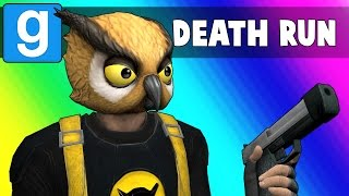 Gmod Deathrun - New Vanoss Player Model! (Garry's Mod Funny Moments)