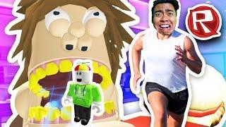ESCAPE THE FAT GUY! | Roblox