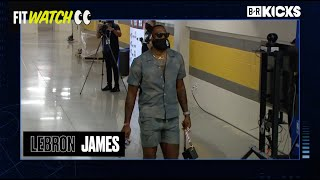 LeBron James, WNBA Hoodies and MJ-Inspired Fits In The NBA Bubble | B/R Kicks Fit Watch