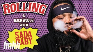 How to Roll a Backwoods with Sada Baby | HNHH's How to Roll