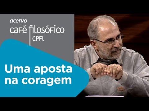 Uma aposta na coragem | Oswaldo Giacóia Júnior
