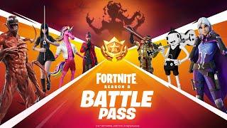Fortnite Chapter 2 Season 8 Battle Pass Trailer