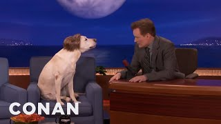 Ryan Gosling Impersonators Have Been Fooling Conan For Years  - CONAN on TBS