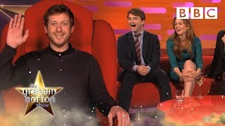 Hitchhiking... in a limo? 😂 | The Graham Norton Show - BBC