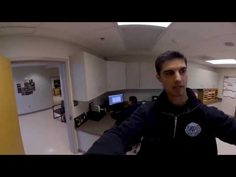 screenshot of youtube video titled Lexington County Fire Station 360 | Let's Go! CAREERS