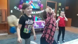Kids dancing to. Lucas graham