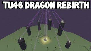 Minecraft (Xbox360/PS3) - TU46 Update! - How To Rebirth Ender Dragon - Tutorial