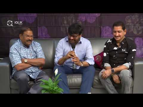 Megastar Chiranjeevi Launch Kousalya Krishnamurthy Teaser