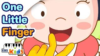 EBS Kids Song - One Little Finger