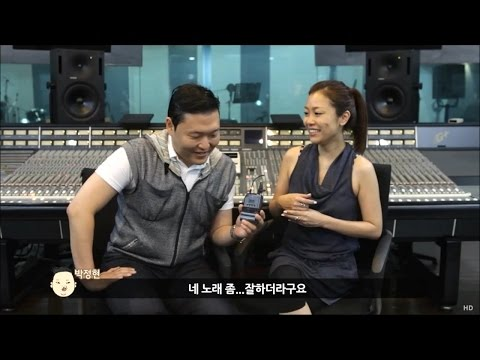 [MV] PSY & Lena Park (박정현) - 어땠을까 (What would have been) @ 2012 싸이 6집