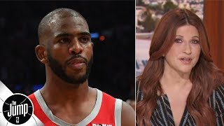 Chris Paul was one of the NBA's most powerful players. Now he's stuck. - Rachel Nichols | The Jump