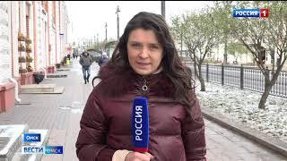 В Омске из-за похолодания увеличилось число ДТП