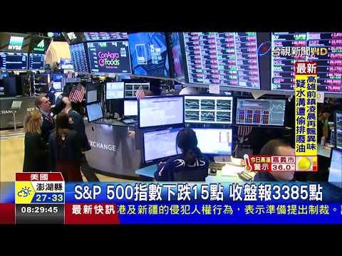 美股道瓊指數上漲36點 收在28032點