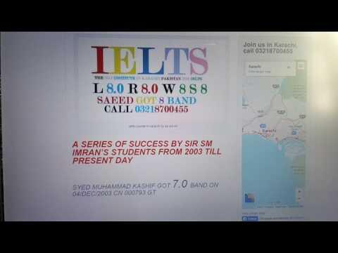 IELTS classes in Karachi