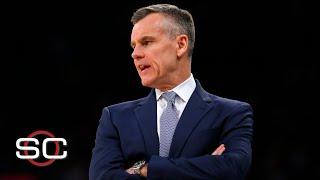 The Bulls are hiring Billy Donovan as head coach - Woj | SportsCenter