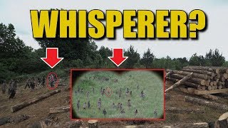 The Walking Dead Season 9 Whisperer Theory - Did We See A Whisperer In Episode 902?