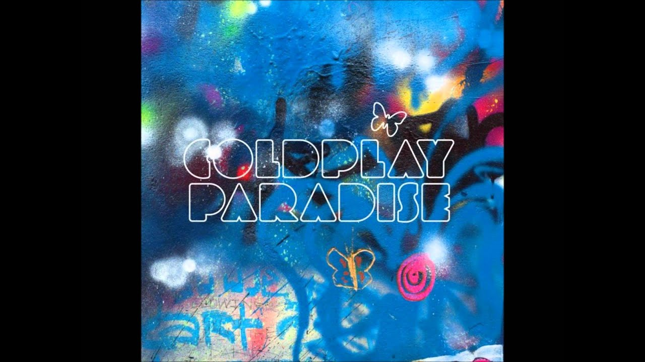 Coldplay paradise itunes rip