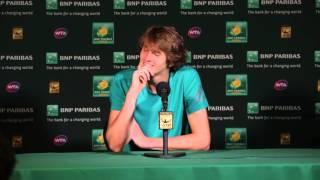 2016 Alexander Zverev 3R Press Conference