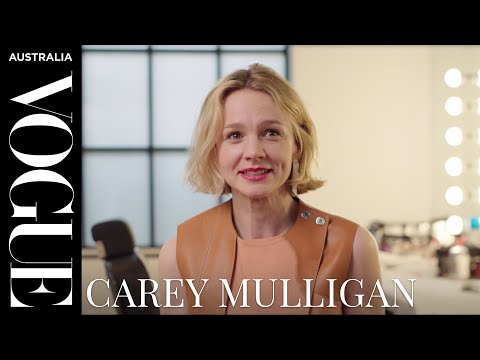 How well does Carey Mulligan know Australia? | Celebrity Interview | Vogue Australia