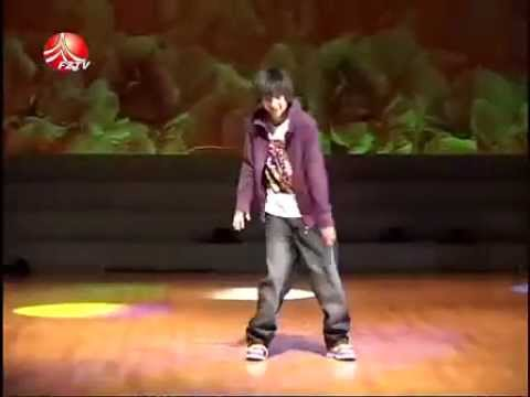 [PREDEBUT] EXO-M_Lay dancing to