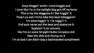 Eminem - Despicable Freestyle (100% CORRECT LYRICS!)