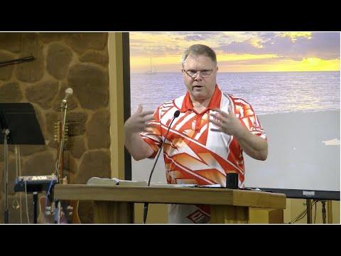 23 June 2021 Calvary Chapel West Oahu's Wednesday Night Service - Malachi Ch.3 - Pastor Dan Jacobson