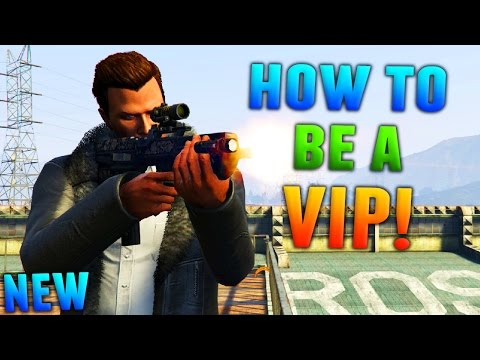 GTA Online: ORGANISATIONS - How to Become a VIP! (GTA 5 New DLC)