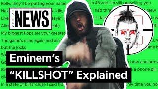 """Eminem's """"KILLSHOT"""" Explained   Song Stories"""