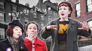 A Morbid History Tour with Bernadette Banner & Morgan Donner || Boston True Crime