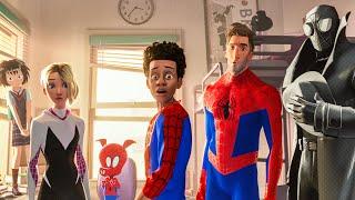 SPIDER-MAN: INTO THE SPIDER-VERSE Trailer 1 - 3 (2018)