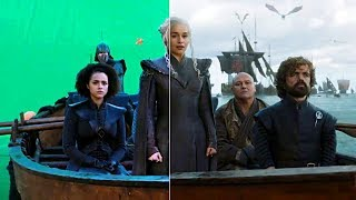 GAME OF THRONES Saison 7 : les SECRETS de Tournage de l ...