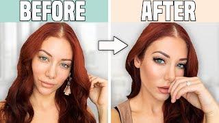 Full Makeup Tutorial (not a makeup artist)