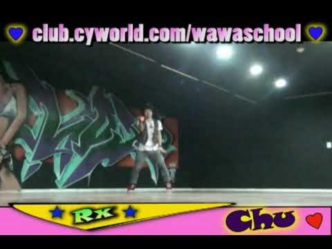 WAWA DANCE ACADEMY FX CHU DANCE STEP MIRROR MODE