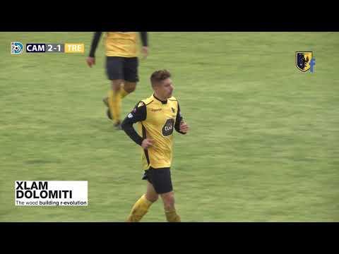Copertina video Campodarsego - Trento 2-1