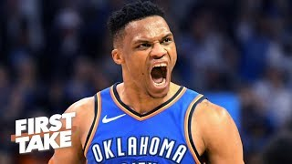 Is Russell Westbrook a stat stuffer or a winner? – Max Kellerman | First Take