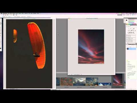 Layer Cake Elements - Learn how to add an incredible New Sky to your images