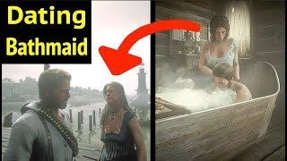 Go On Date With Bathmaid in Red Dead Redemption 2 (RDR2)