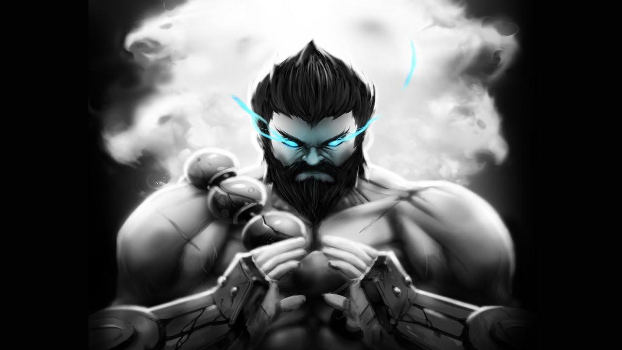 Spirit Guard Udyr | League of Legends - YouTube