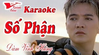 Karaoke So Phan Dam Vinh Hung