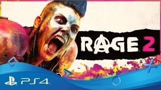 Rage 2 :  teaser